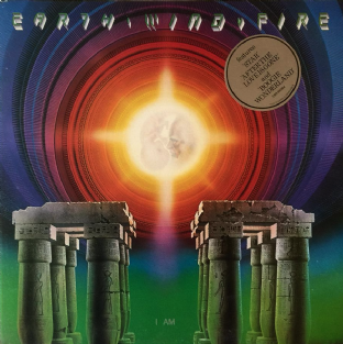 Earth, Wind & Fire ‎- I Am (LP) (VG/VG) (2)